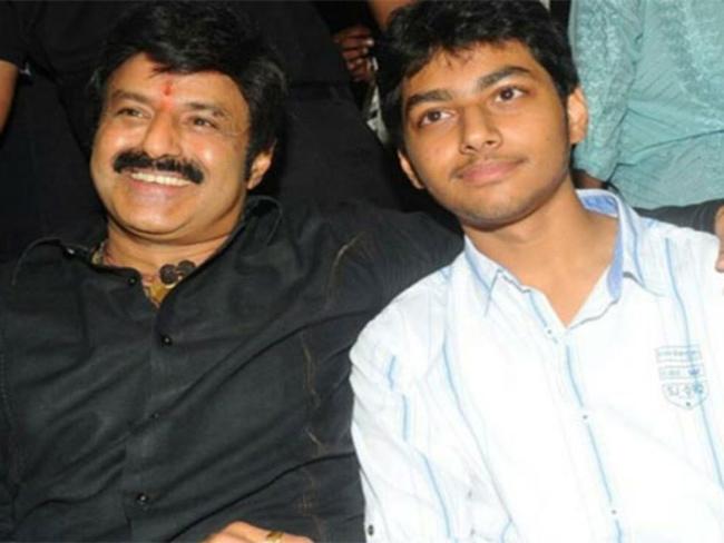 Aditya 369 Max with Mokshagna ..balayya in dual role