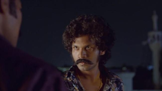 Afraid to do in 'Narappa': Karthik Ratnam