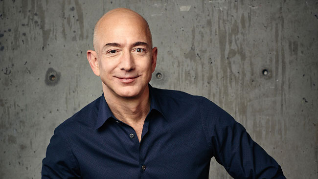 Aliens infiltrate the Amazon boss spaceship