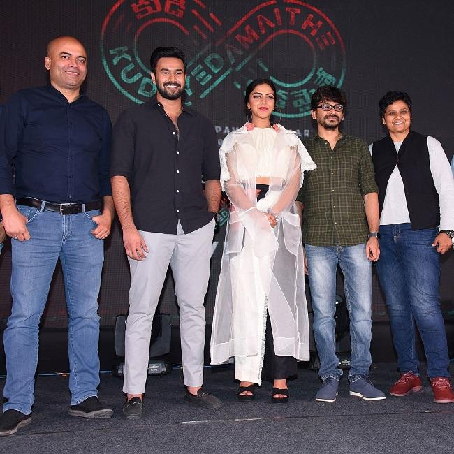 Amala Pual Addressed Her Co Star Rahul Vijay