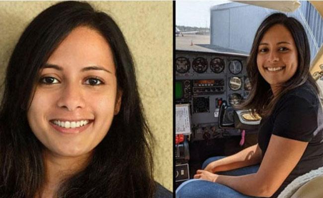 Another Indian girl Sanjal Gavande Marathi for space