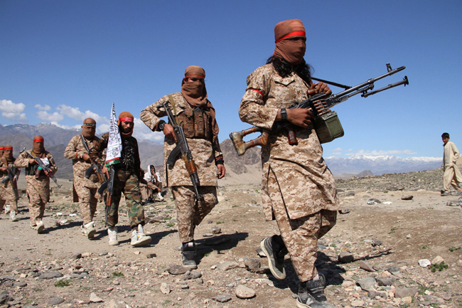 Are Indians the real target in Afghanistan?