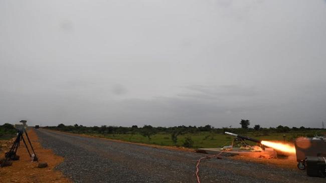 Atmanirbhar Bharat .. 'MPATGM' missile launch successful!