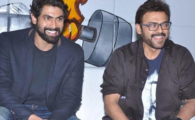 Will do movie with Babai and brtoher says Daggubati Rana
