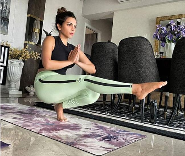 Bollywood beauty Shama Sikander