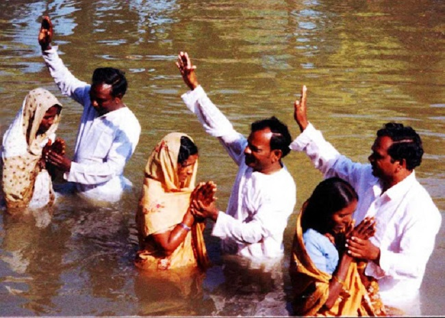 Central inquiry into mass conversions in AP