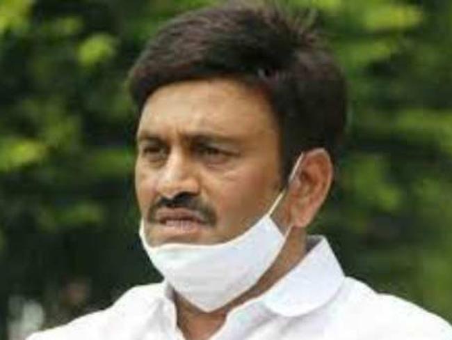 Chandrababu Lokesh In Raghu rama Case