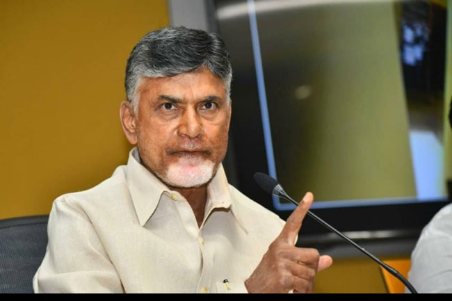 Chandrababu looking for a strategist