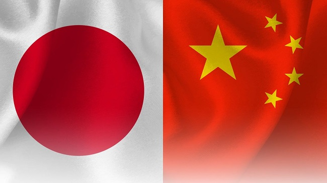 China issued a strong warning to Japan