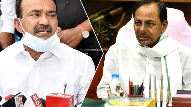 Criticisms are coming on the attitude of KCR