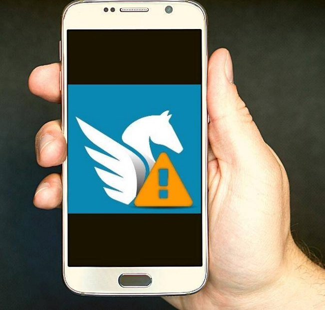 Get rid of Pegasus on your phone