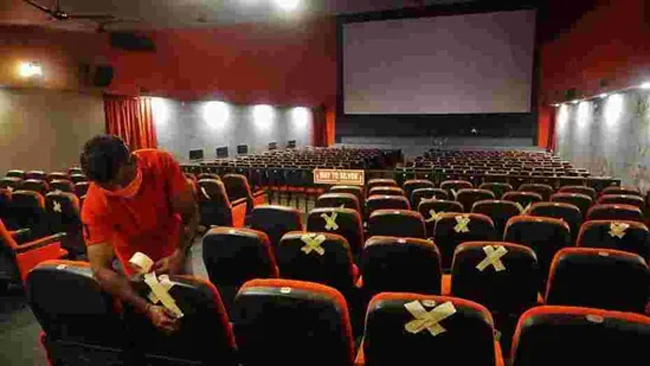 Government permission for parking fee Regarding Movie Theaters