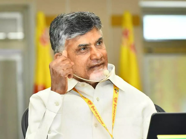 Is Chandrababu not safe from 'phone' shock once again?