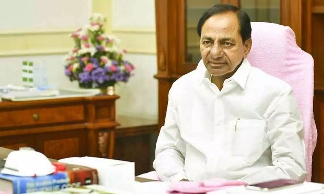 KCR commented that Dalit Bandhu is not just a program but a movement