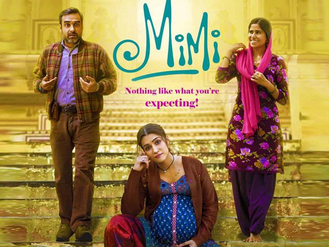 Kriti Sanon Mimi Movie Review