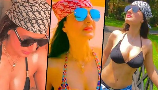 Ameesha Patel after checking out her latest bikini photos