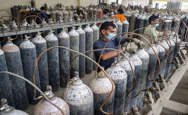 Nobody died of oxygen shortage, govt tells Rajya Sabha