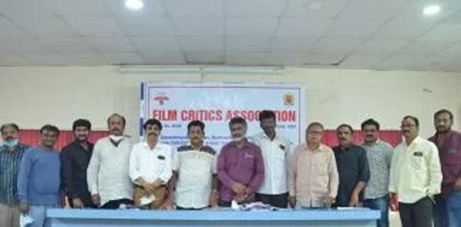 Prabhu Unanimously as the new President of Film Critics