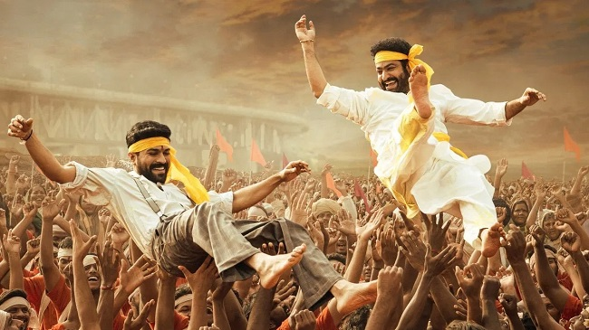 RRR Audio Rights Sold For A Record breaking price