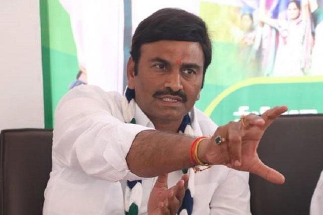 Raghurama direct question to Jagan
