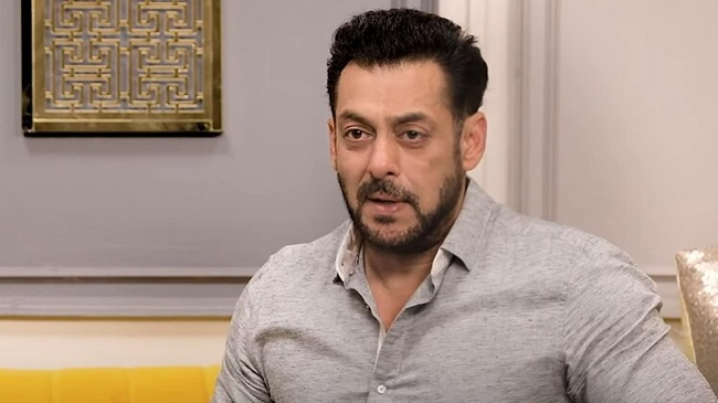 Salman Khan clarified about that romours