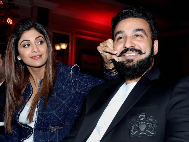 Shilpa Shetty has no role in husband's adult content case