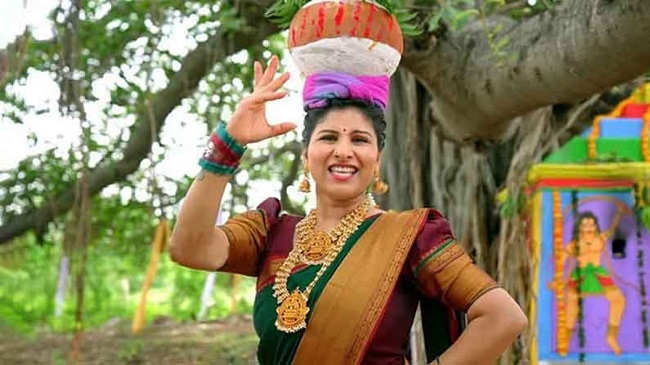 Some People Objected On Mangli Song On Bonalu