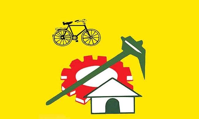 TDP chief Chandrababu is political News