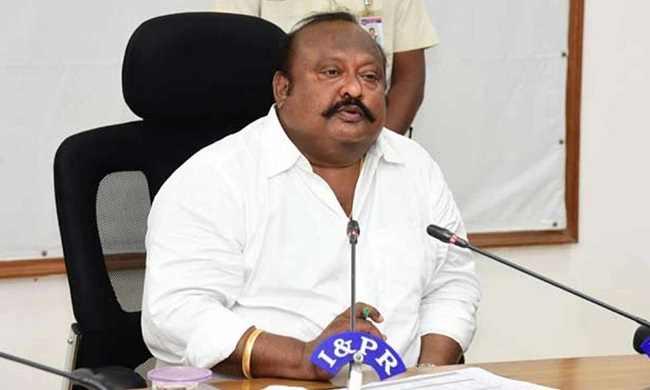 TRS minister responds to allegations of gutka sharing