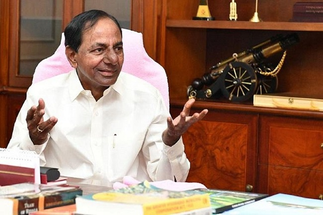 That is why KCR insists meal every time