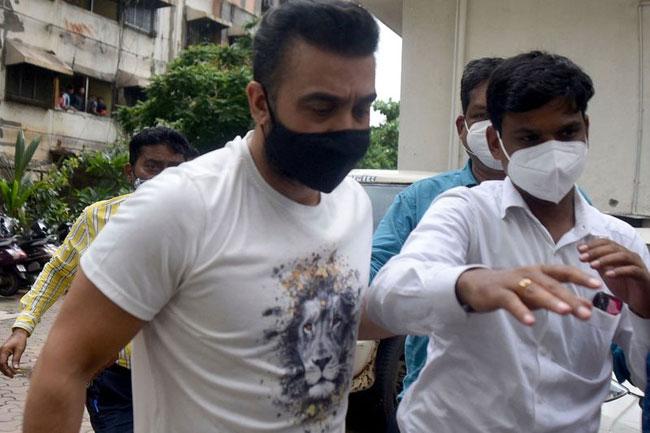 Raj Kundra latest investigation
