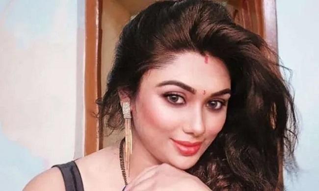 Actress Nanditha Datta Arrested