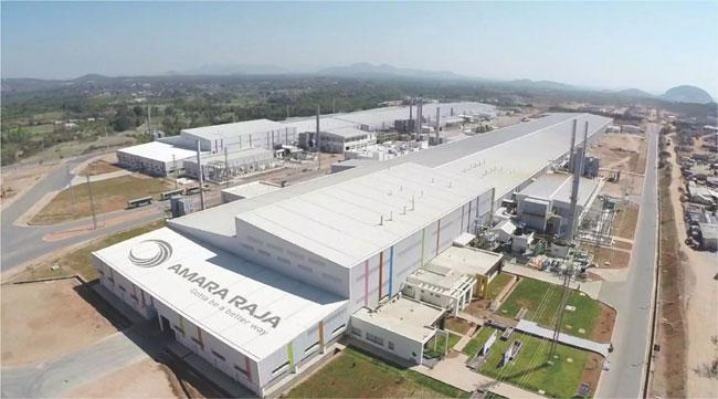 Amara raja Battery Manufacturing Unit is moving to Tamil Nadu
