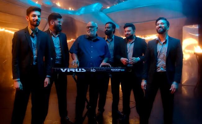 Dosti song from RRR makes it big in YouTube records
