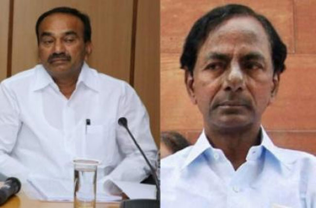 Is the Etela being made stronger by KCR