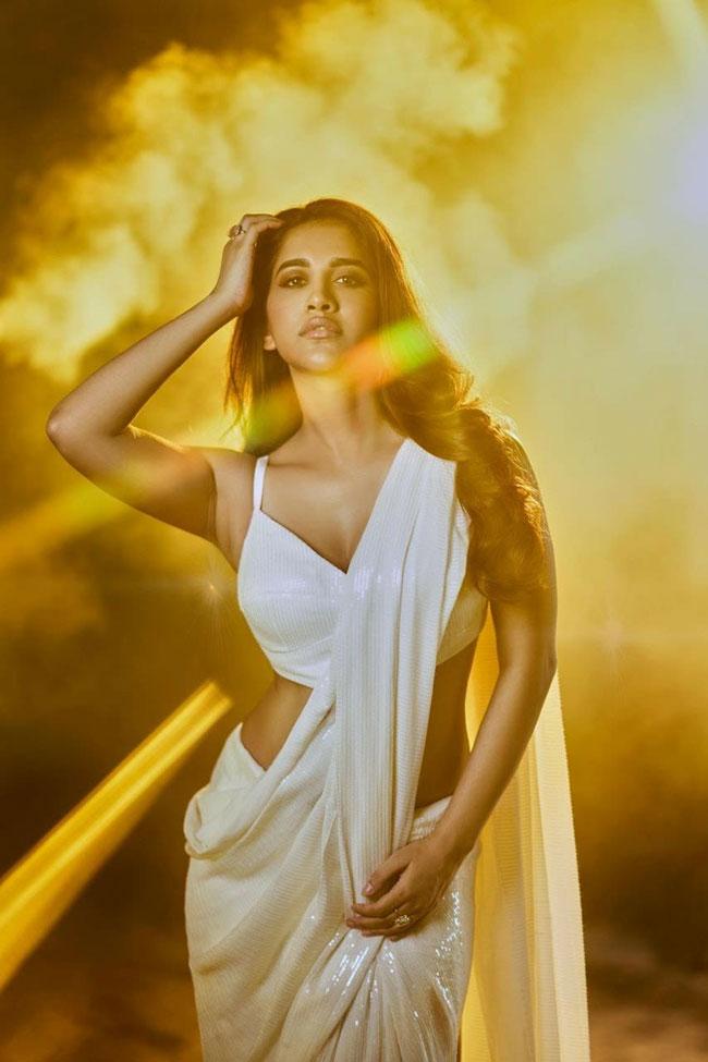 Nabha Natesh Ismart Glamour Show