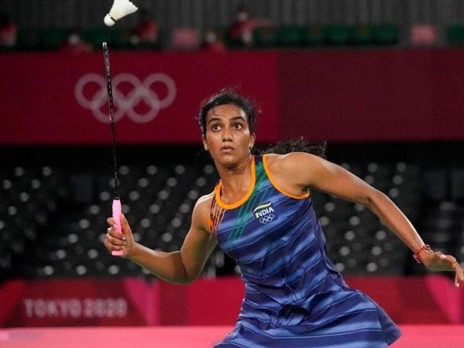 PV Sindhu claims bronze at Tokyo Olympics