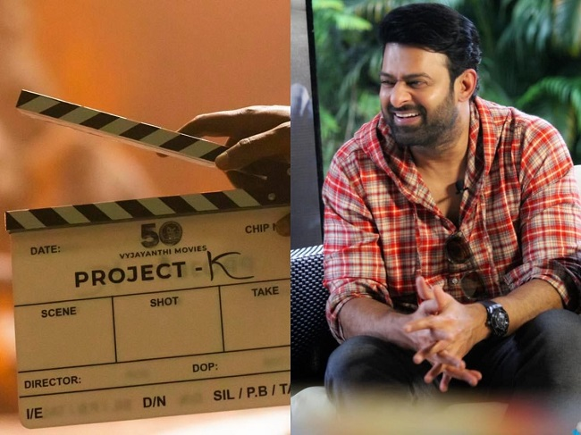Prabhas Project K Budget