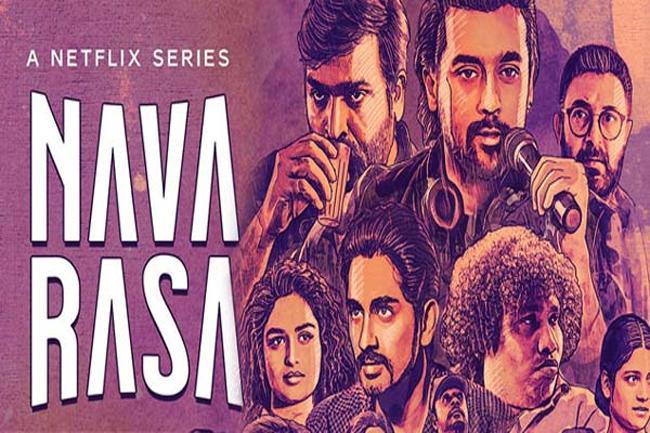 Navarasa Anthology Series Review!