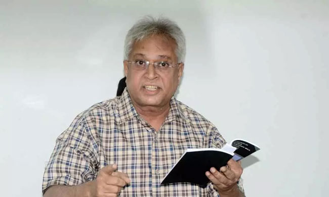 A former MP he did not like the Jagan regime