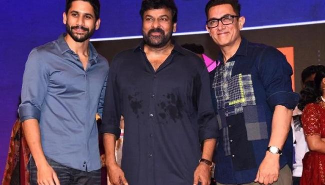 Aamir Khan told me about Nagachaitanya