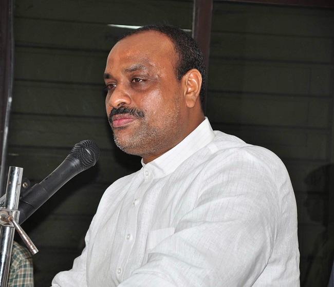 Acham naidu Apologies AP Speaker