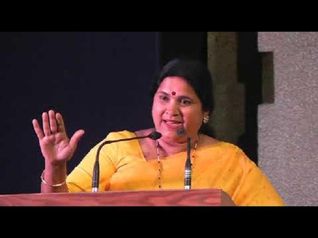 BJP MLC who made sensational remarks