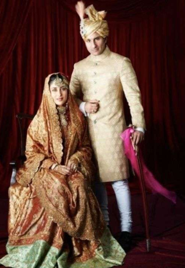 Bollywood Actress wedding compromised