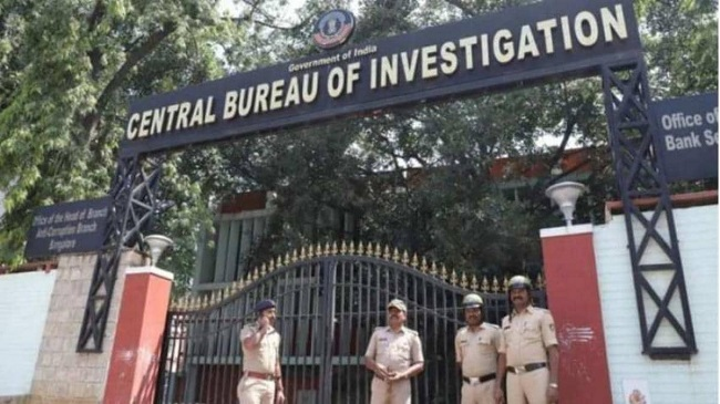 CBI has filed chargesheets against the four