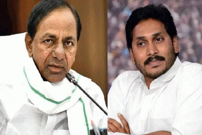 Can we see KCR and YS Jagan together in Delhi