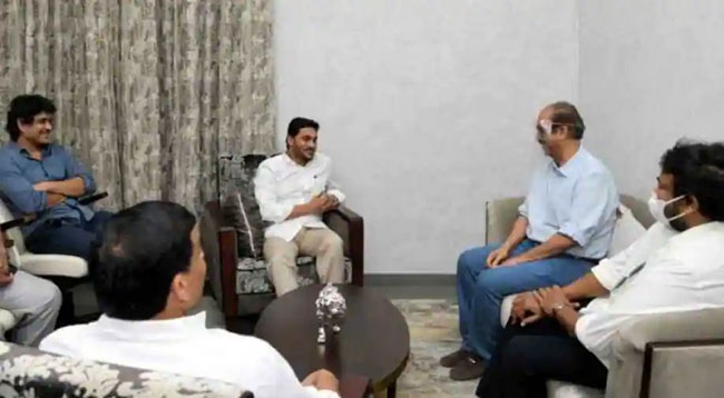 During the week when the filmmakers meet with CM Jagan