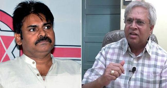 Former MP Vundavalli Arun Kumar About Pawan