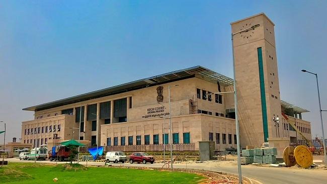 High Court Status Co on Amravati Dalit plots