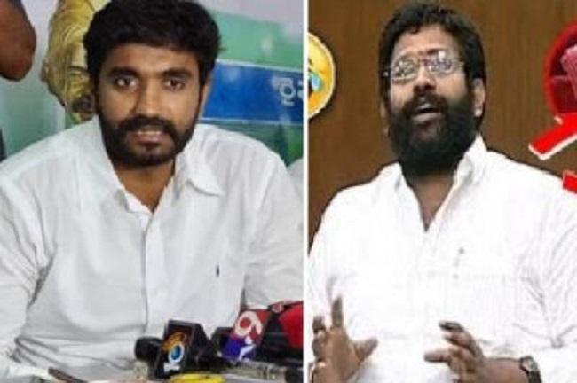 MLA Jakkampudi Comments on MP Bharath